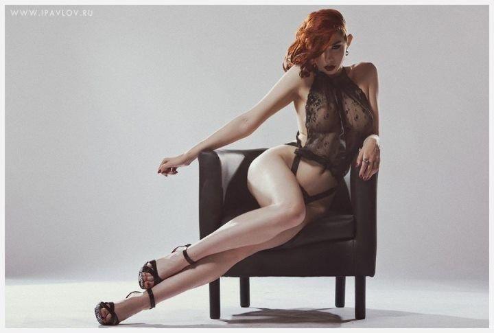 Алина Алексеева грудь