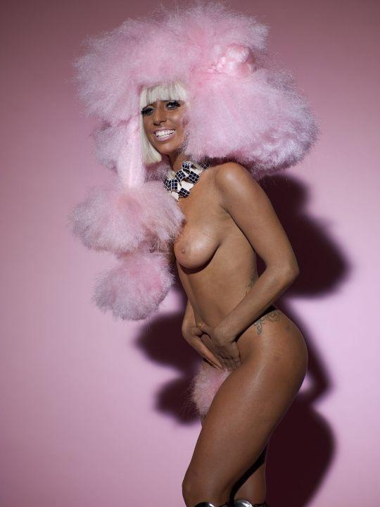 Леди Гага горячие фото