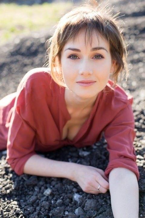 Алина Сергеева бюст