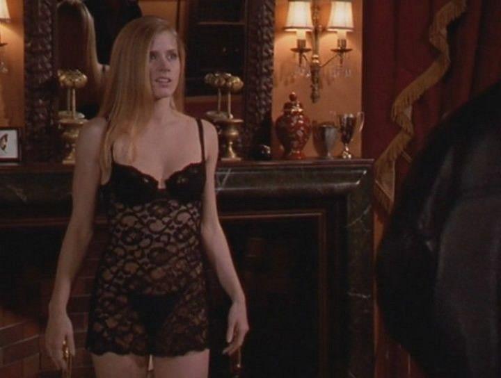 Эми Адамс в нижнем белье