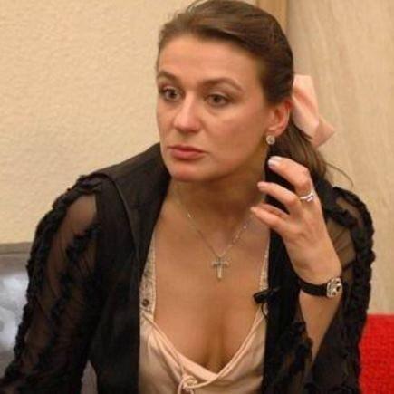 Фото Голой Анастасии Мельниковой