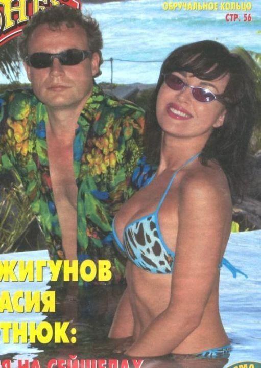 Анастасия Заворотнюк в купальнике