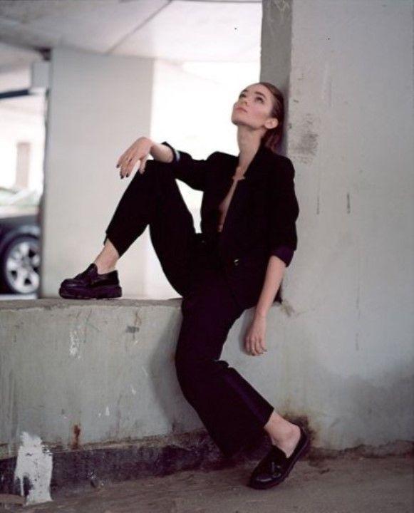 Анастасия Куимова обнаженная грудь