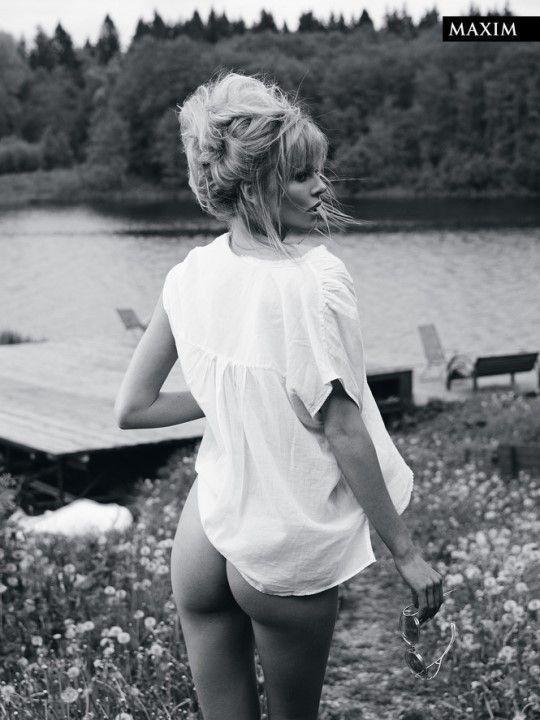 голая попка Анастасии Стежко фото Максим