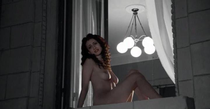 Анна Ковальчук без одежды