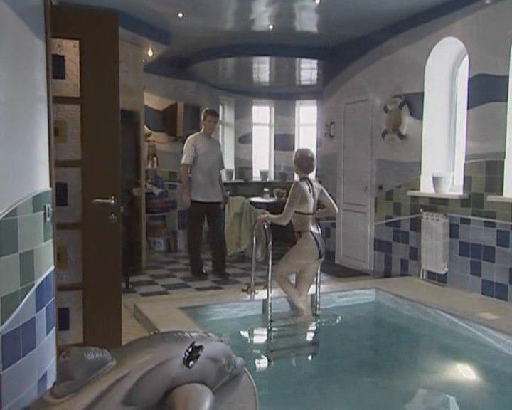 Анна Ковальчук в купальнике
