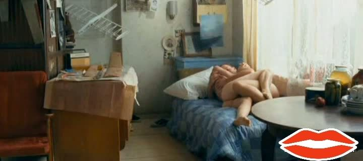 постельная сцена Дана Агишева