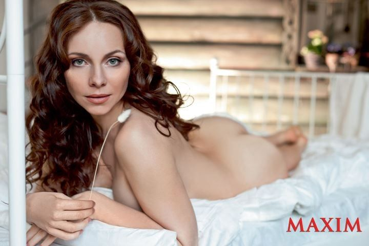 Екатерина Гусева голая