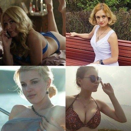 Голая Наталья Коренная (Оля Из Физрука)