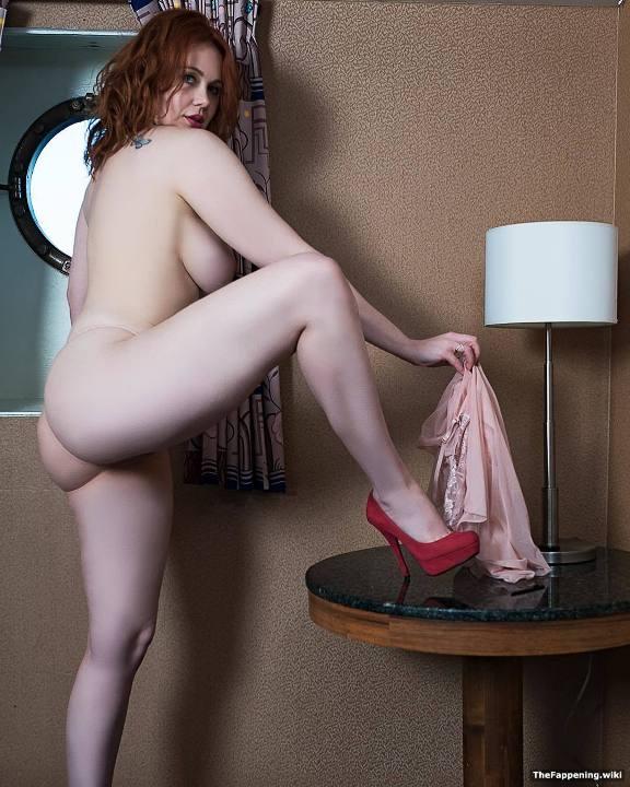 Maitland Ward nude
