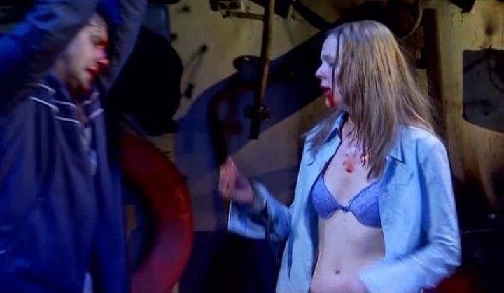 Мария Куликова в белье
