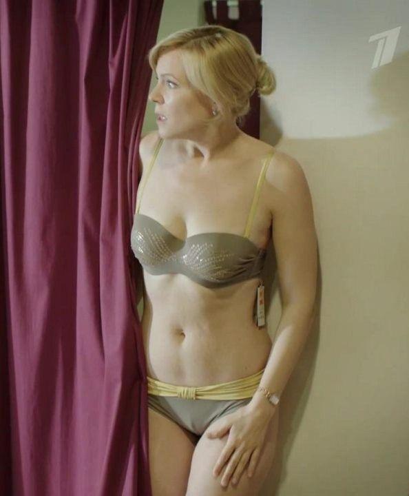 Мария Куликова в бикини