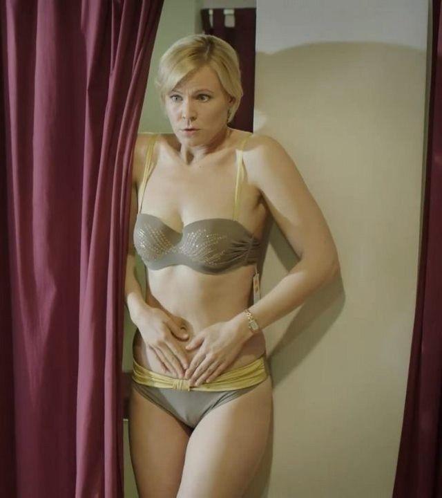 Мария Куликова в мини бикини