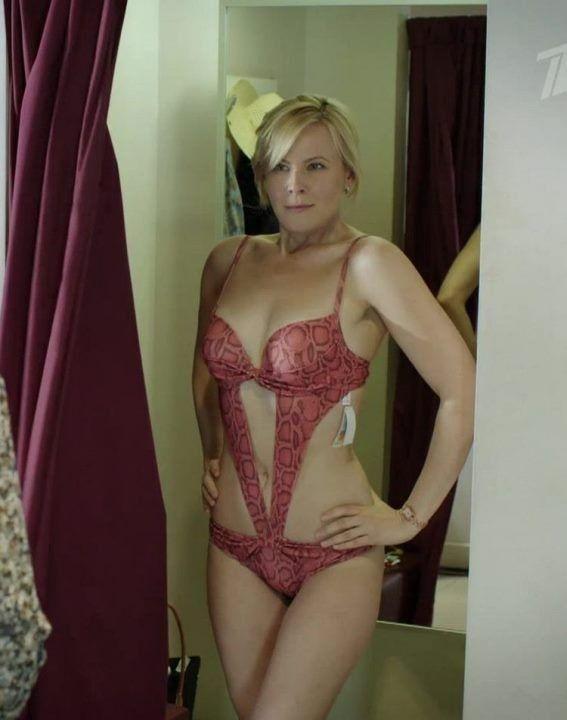 Мария Куликова в сексуальном купальнике