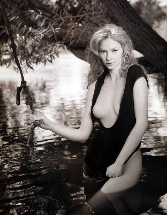 Светлана Ходченкова фото в журнале Плейбой