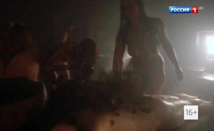 Светлана Ходченкова горячие фото в бане