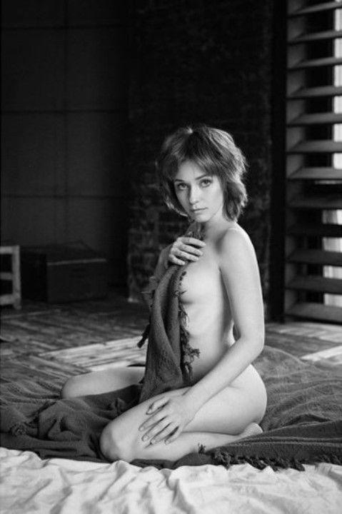 Голая Светлана Смирнова-Марцинкевич