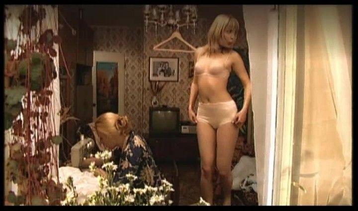 Татьяна Арнтгольц в нижнем белье