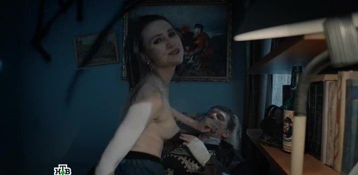 Яна Енжаева грудь