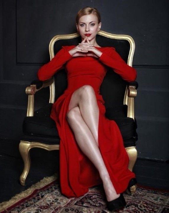 Юлия Юрченко ножки