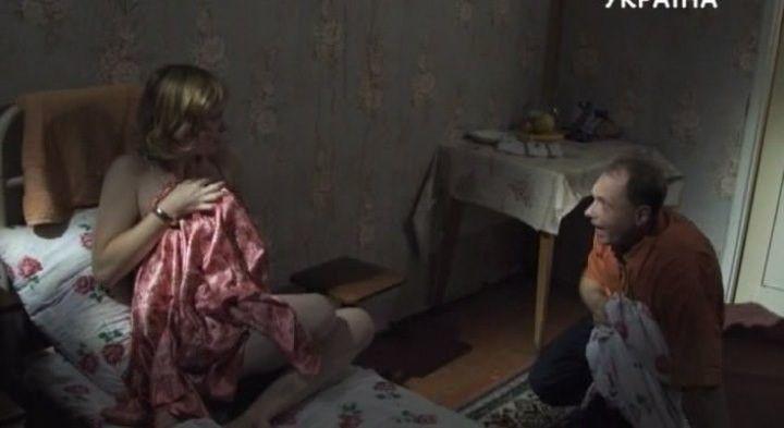 постельная сцена с Юлией Вайшнур