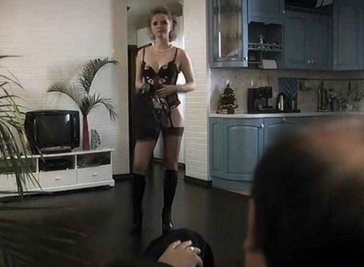 Юлия Вайшнур в белье