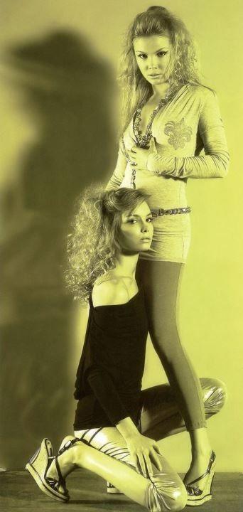Арнтгольц – Татьяна и Ольга