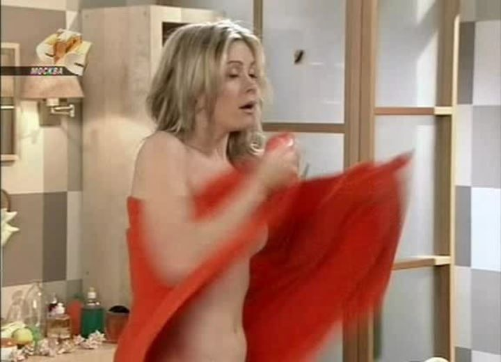 Анна Невская голая грудь