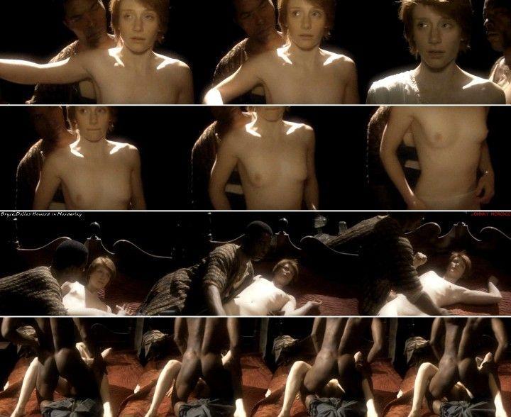 сцена секса с Брайс Даллас Ховард