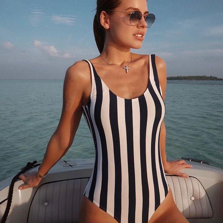 Дарья Клюкина в купальнике