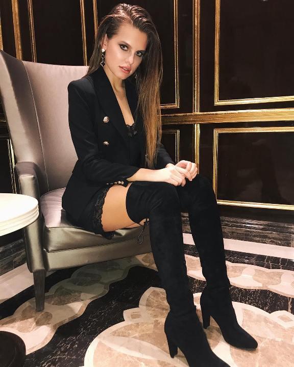 Дарья Клюкина горячие фото