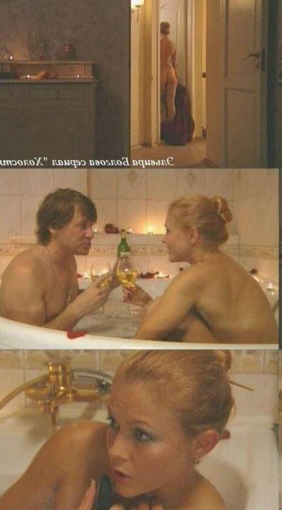 секс с Эльвирой Болговой