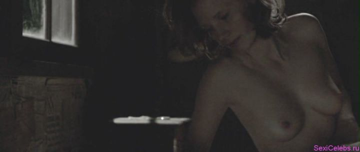 nude Jessica Chastain