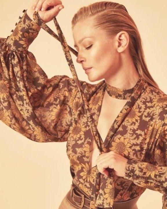 Hot photos of Julia Peresild