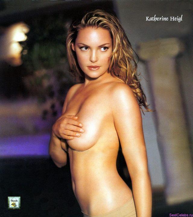 Кэтрин Хейгл голая