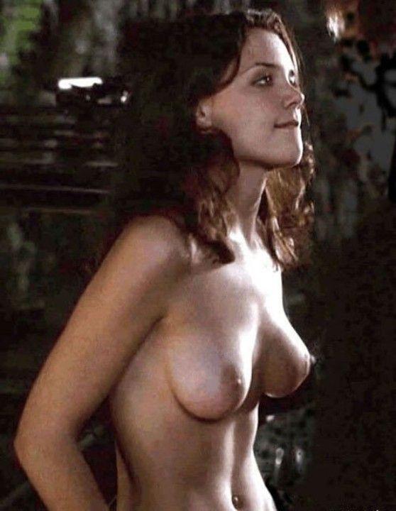 Кэти Холмс голая