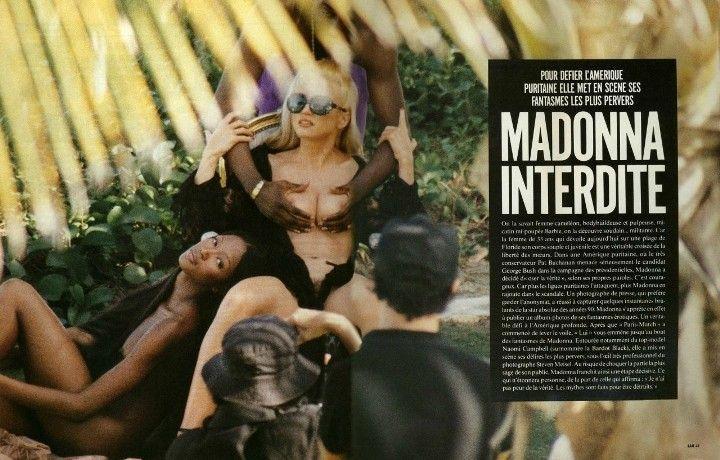 Мадонна на оргии