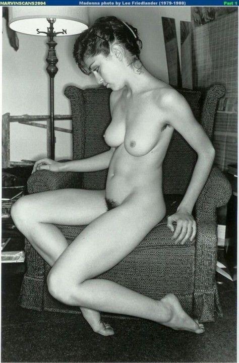 Мадонна певица голая