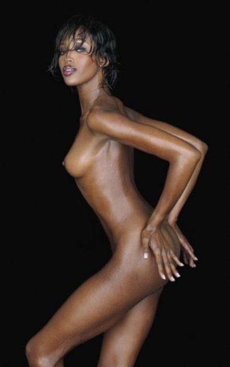 Naomi Campbell nude