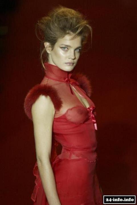 голое платье Натальи Водяновой