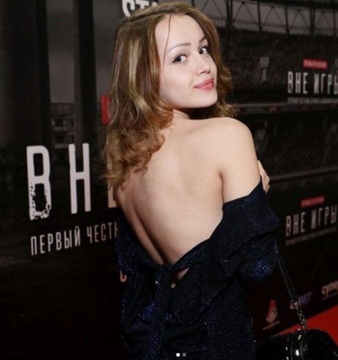 Василина Юсковец горячие фото