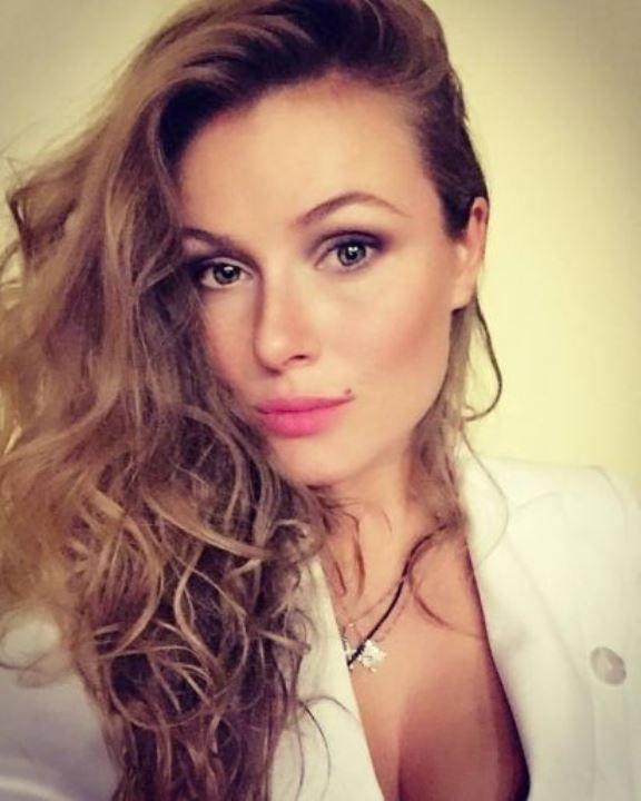 Виктория Маслова грудь