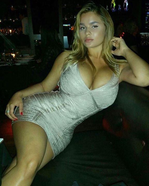 Анастасия Квитко бюст