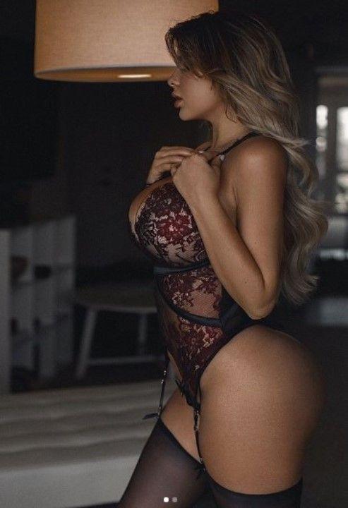 Анастасия Квитко фото в белье