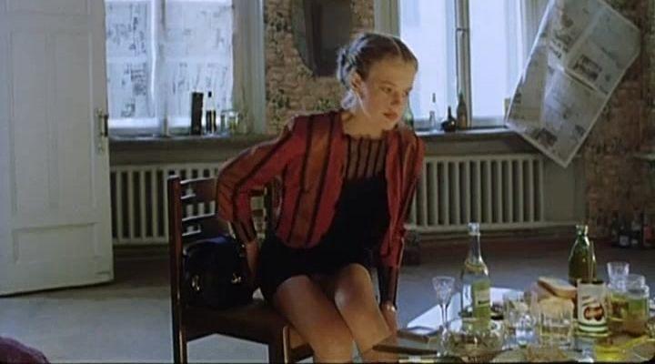 голые ножки Анны Синякиной