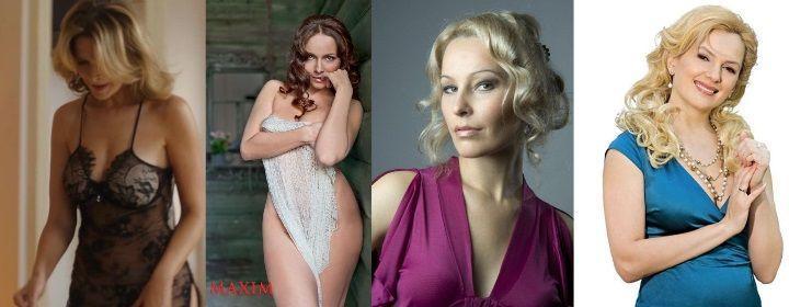 Голые актрисы из сериала Бригада