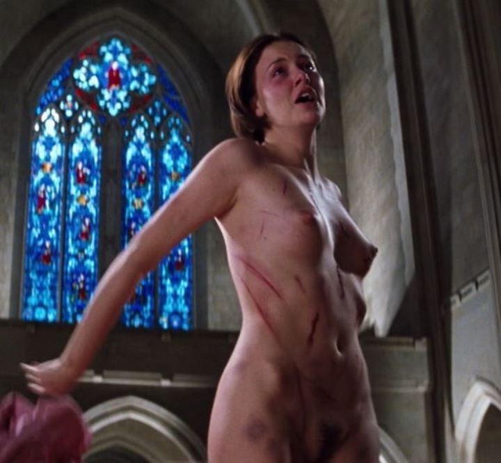 Шарлиз Терон показала вагину