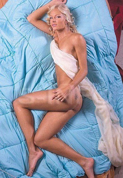 Дарья Клишина голая
