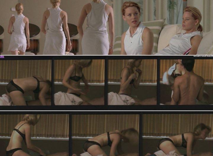 Элизабет Бэнкс в нижнем белье