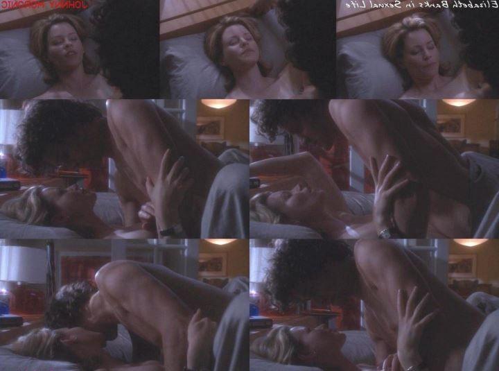 секс с Элизабет Бэнкс